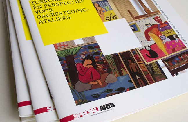 Brochure In voor Zorg